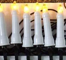 Świeczki LED cepły